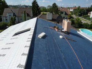 Thermische Dachsanierung